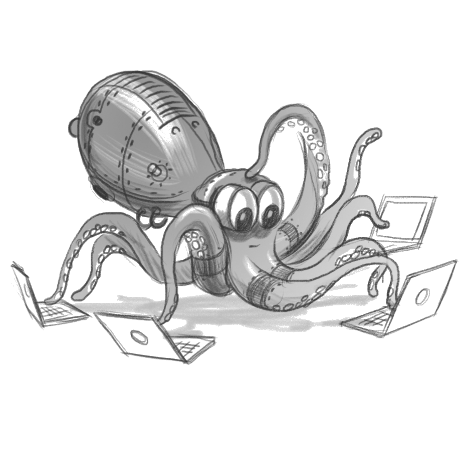 The Roboctopus